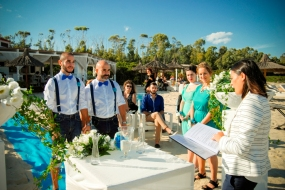 gay beach wedding italy (8)