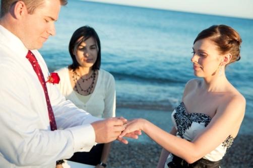eloping in Sardinia