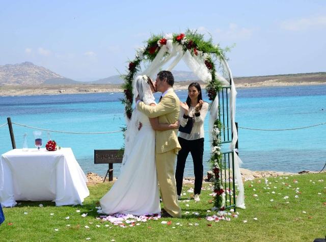 Enrico and Patrizia Wedding in Stintino_June 2014